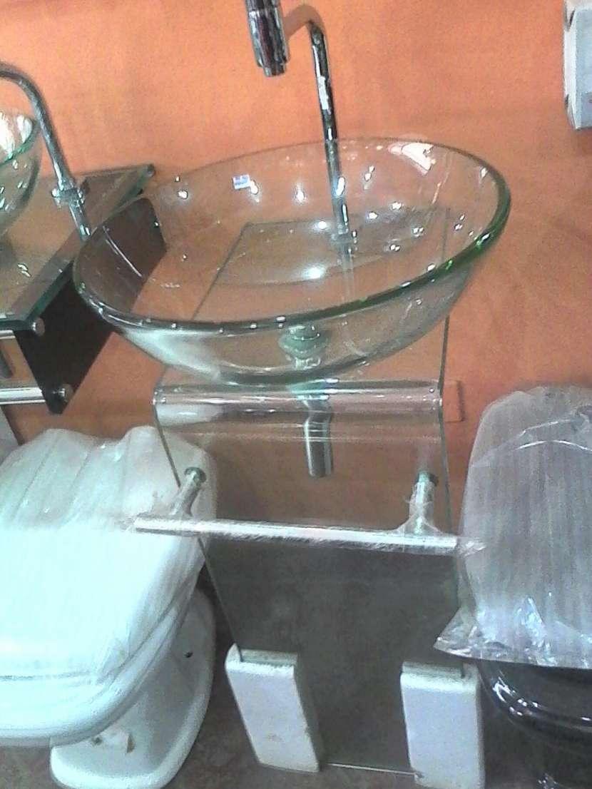 Mueble de vidrio - 0
