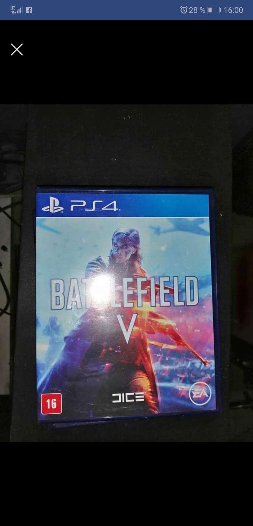 Juego para PS4 - 0