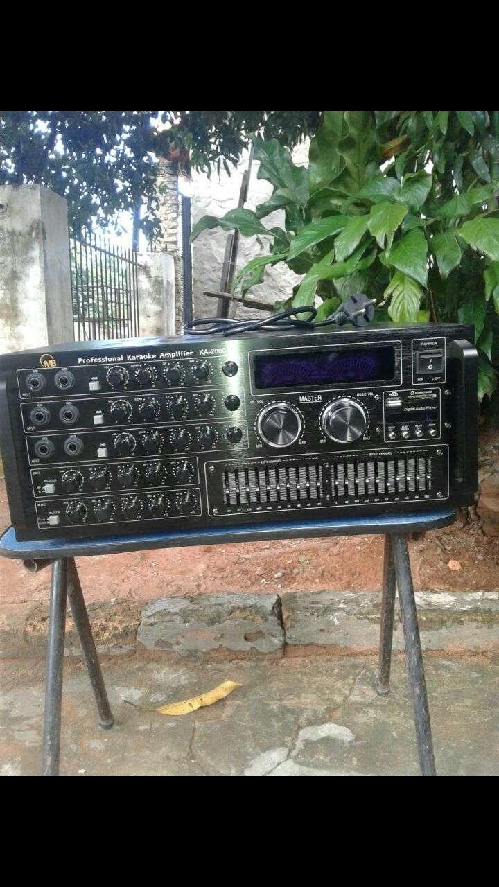 Amplificador de 6000W nuevo en caja - 1