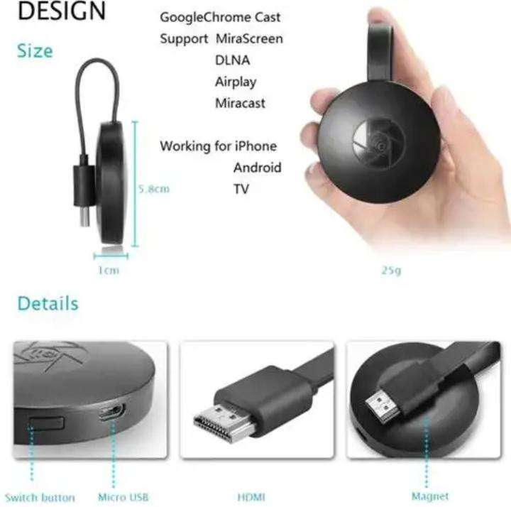 Chromecast 2 - 1