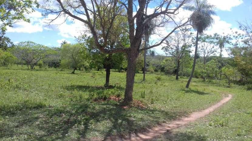 Terreno cerca del desvío Piribebuy km 66 - 2