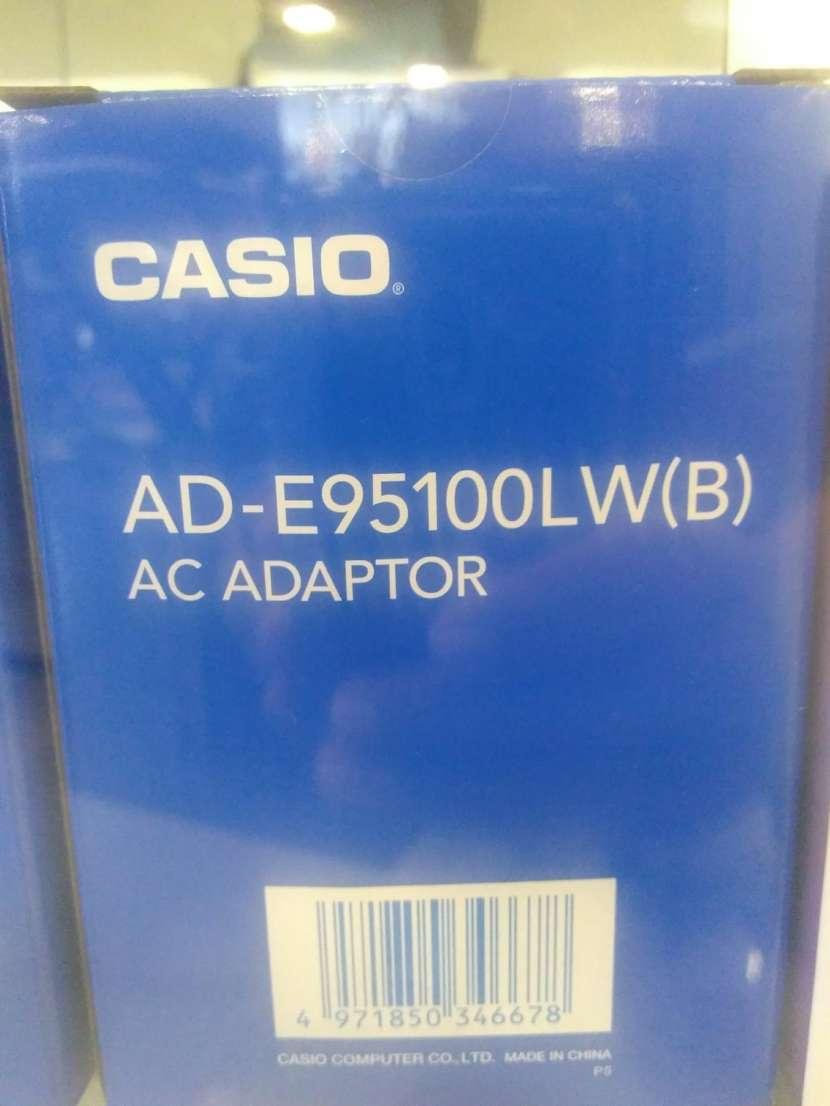Teclado Casio TK-1550 + adaptador Casio - 2