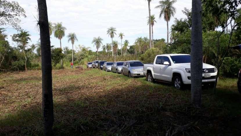 Terrenos en Areguá detrás de Gobernación de Central - 2