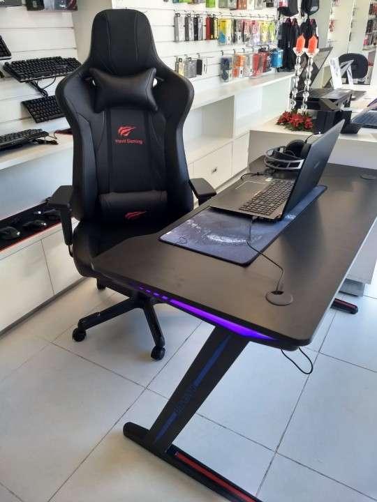 Mesa Escritorio Gamer Gaming Desk - 0