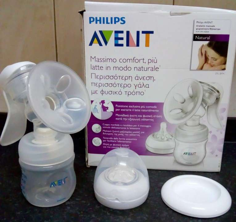 Extractor de leche philips avent - 3