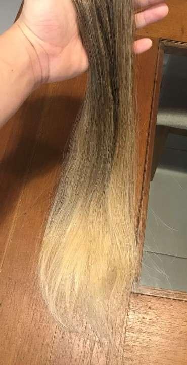 Alargue de pelo - 2