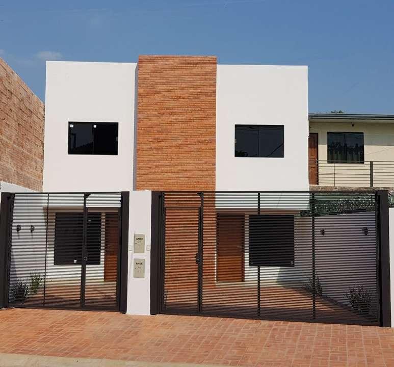 Duplex a estrenar en Fernando de la Mora Zona Sur - 0
