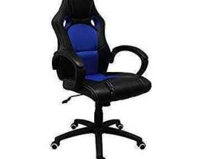 Silla gaming blue 100k cb10049bl