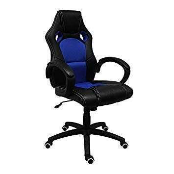 Silla gaming blue 100k (cb10049bl) - 0