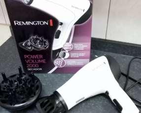 Secador de pelo power volume 2000 remington