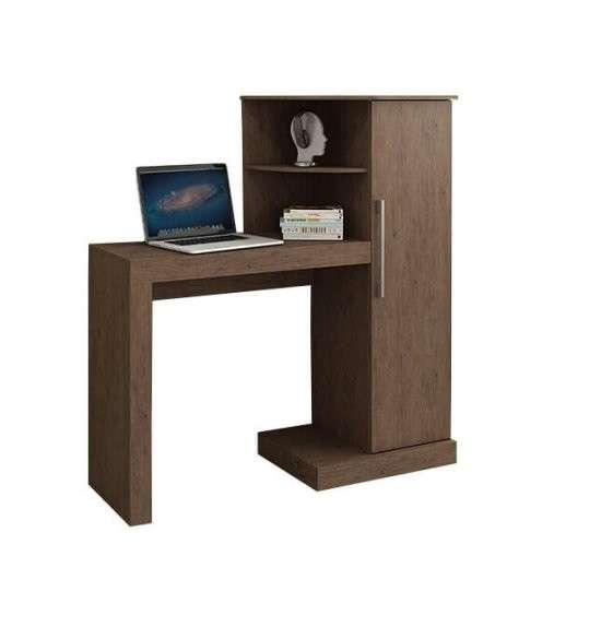 Mesa de computadora safira new notável castaño - 0