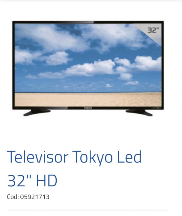 Televisor LED Tokyo de 32 pulgadas - 0