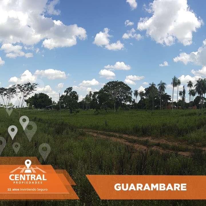 Terrenos en Guarambaré - 0
