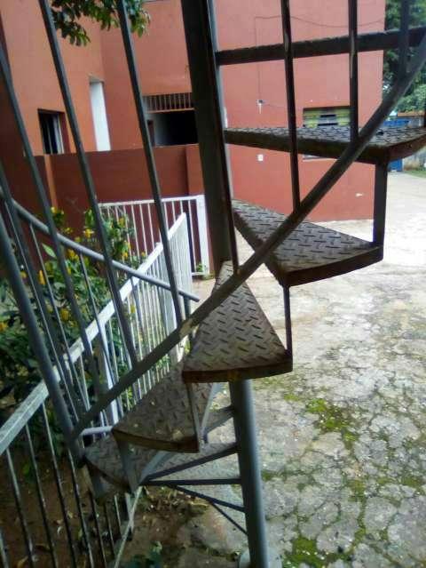 Escalera caracol - 1
