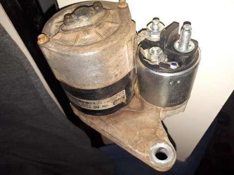 Motor de arranque gol - 2