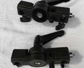 Adaptadores para sombrillas y flashes de fotografías
