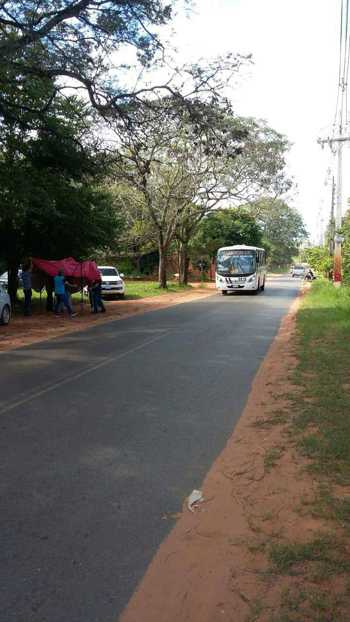 Terrenos en Areguá barrio santo domingo - 1