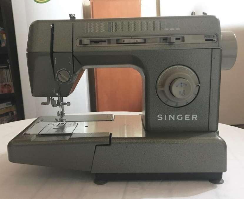 Máquina de coser Singer semi industrial HD 118 C - 1