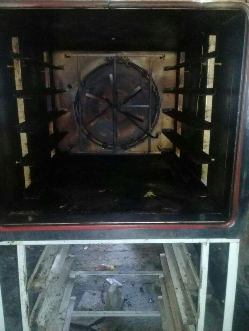 Horno industrial de 5 bandejas - 1