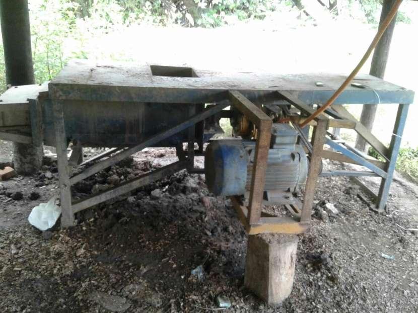 Máquina para hacer ladrillos prensado - 2