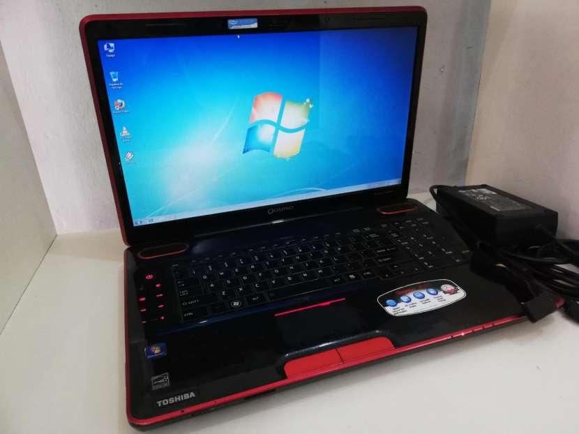 Notebook Toshiba QOSMIO - 2