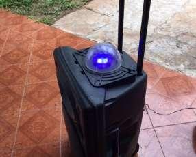 Parlante portátil Powerpack misc-bt 115