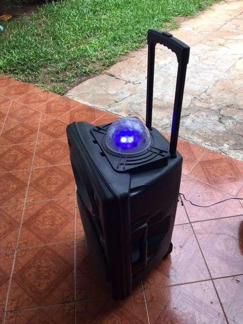 Parlante portátil Powerpack misc-bt 115 - 0