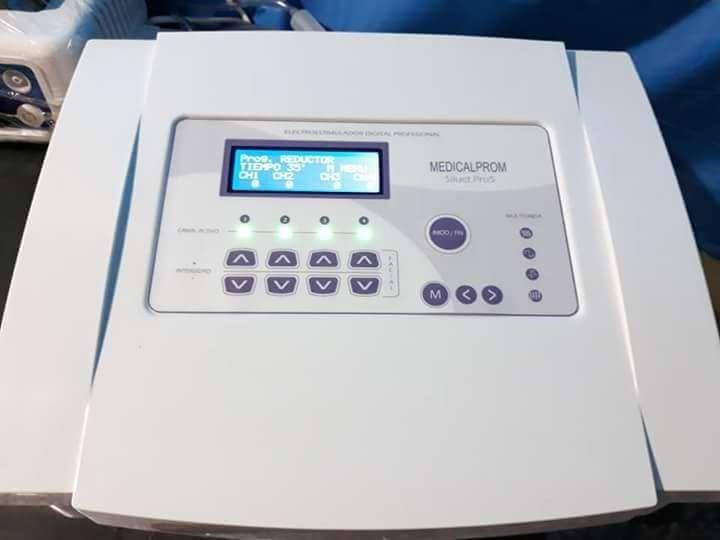 Electroestimulador de 5 canales corporal y facial - 6