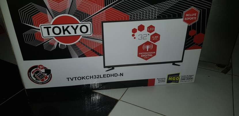 "Tv led tokyo ""32 pulgadas - 0"
