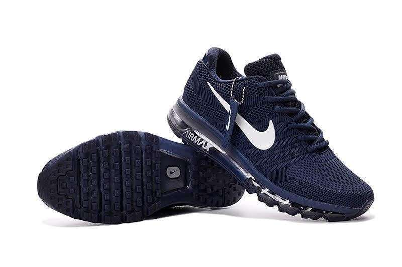 Calzados Nike Air Max 2017 Kpu Navy Blue - 0