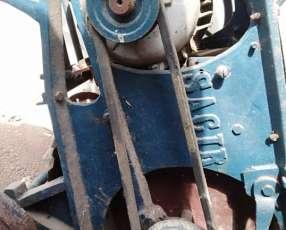 Máquina para hacer estopa
