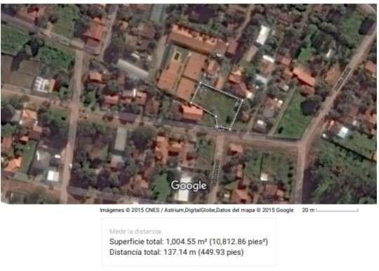 Terreno En Luque Barrio Villa Policial Zona Ita Yvate - 0