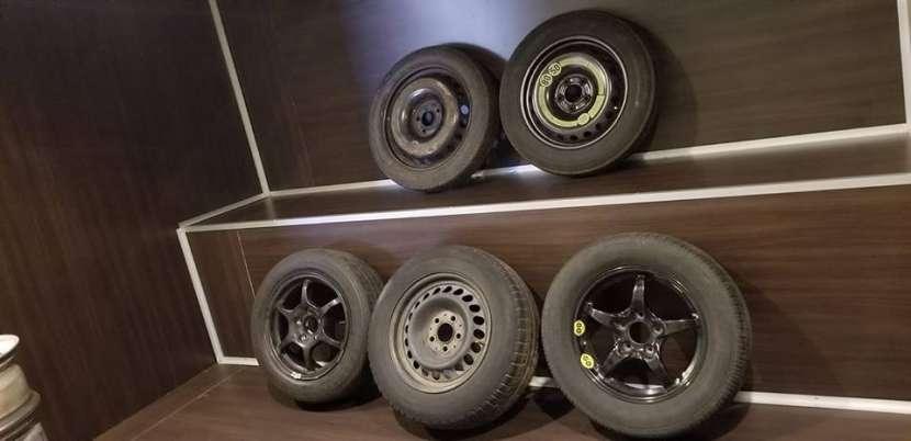 Ruedas de auxilio para Mercedes Benz - 0