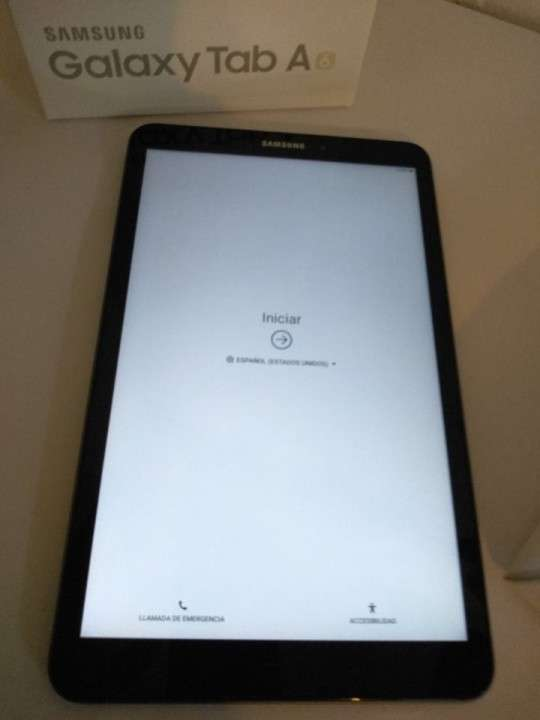 Tablet Samsung Galaxy Tab A6 SM-T585 32GB - 2
