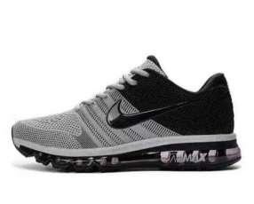 Calzados Nike Air Max 2017 Kpu Black Grey