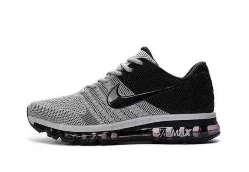 Calzados Nike Air Max 2017 Kpu Black Grey - 0