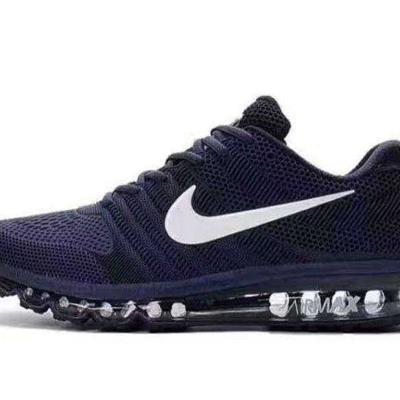 Calzados Nike Air Max 2017 Kpu Navy Blue - 1