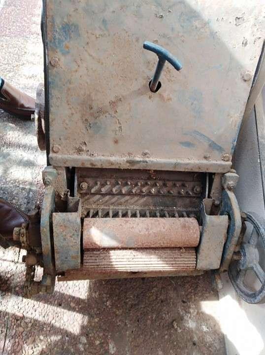Máquina para hacer estopa - 4