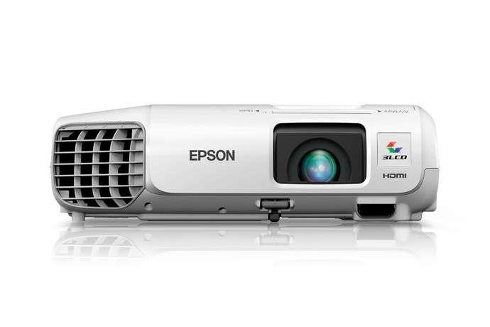 Proyector Epson Power Lite x27 2700 LUM