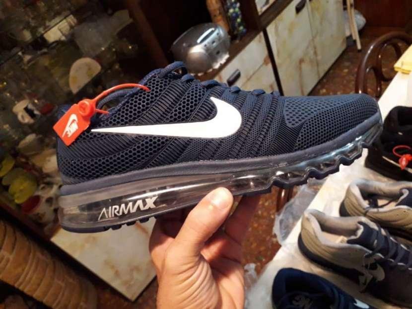 Calzados Nike Air Max 2017 Kpu Navy Blue - 2