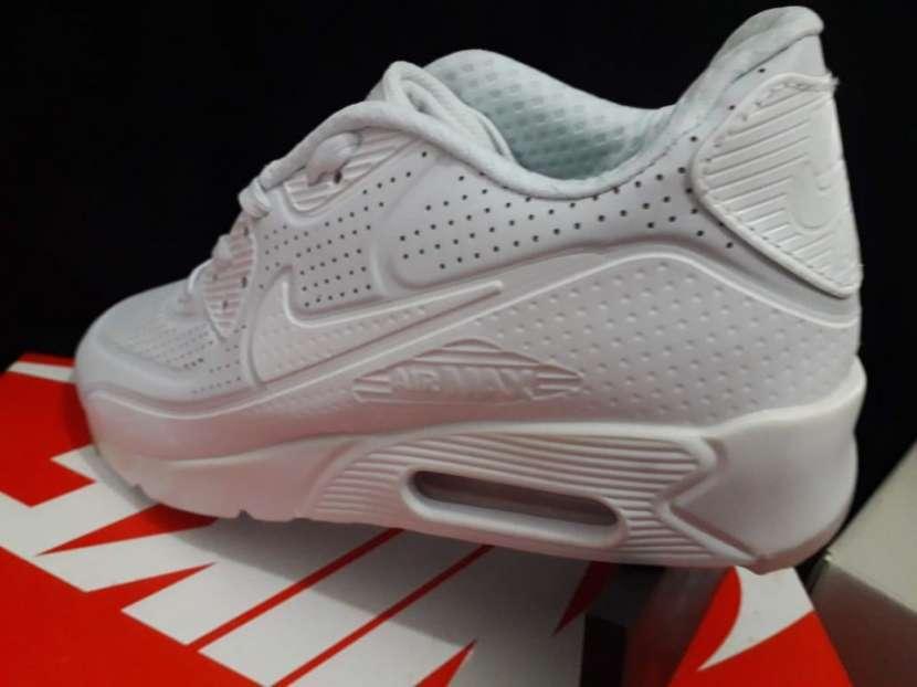Calzados Nike Air Max 90 ultra triple white - 2