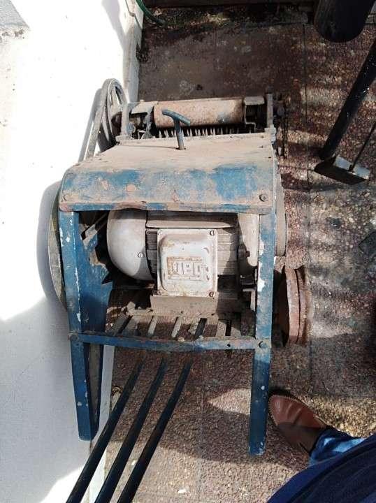 Máquina para hacer estopa - 2