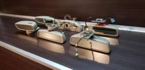 Espejos retrovisores internos para Mercedes