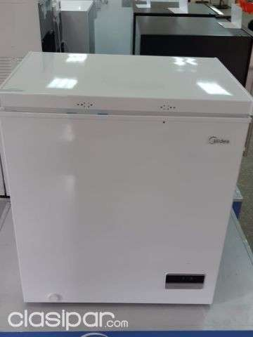 Congelador Midea de 160 lts - 0