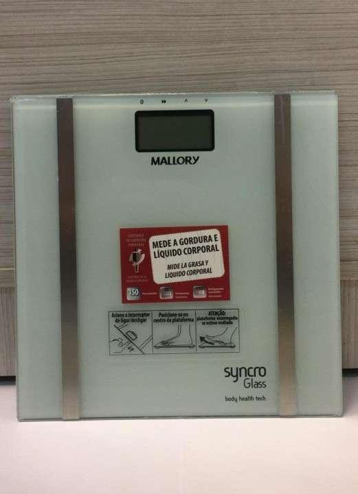Balanza mallory dig syncro glass - 1