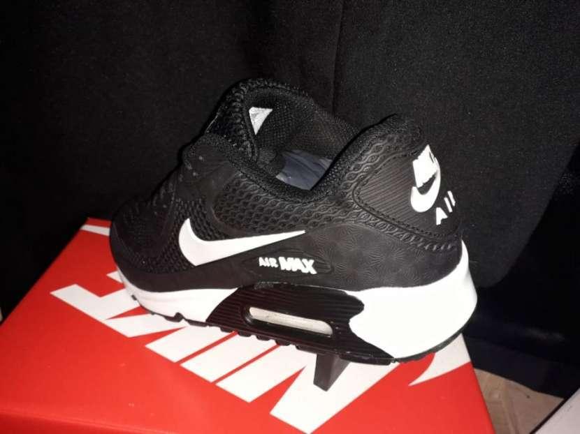 Calzados Nike Air Max 90 kpu Black White - 1