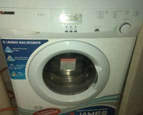 Lavarropas Automático James
