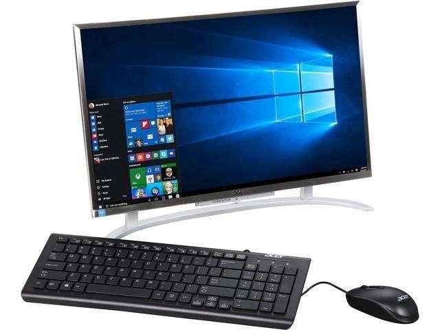 Pc Acer AIO Cel AC 22-720 - 0