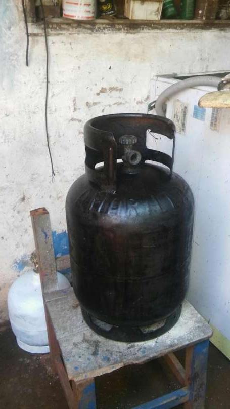 Garrafa de 10 kg - 0
