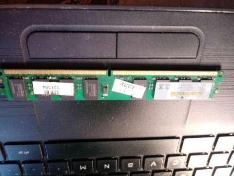 RAM 2 GB DDR2 - 0
